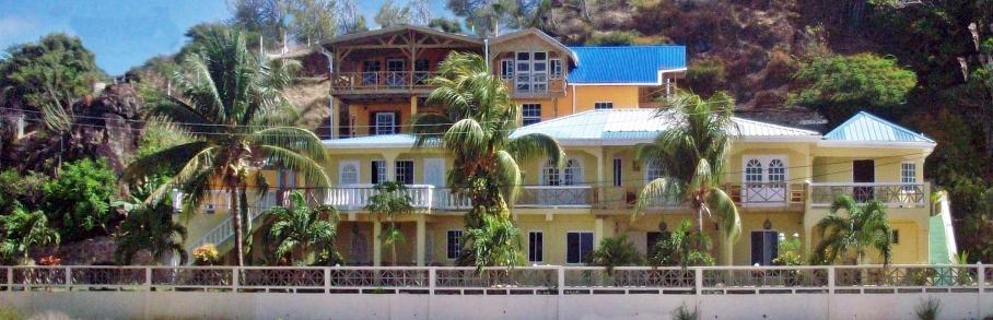 The Islanders Inn - Union Island Hotel